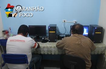 Deficientes visuais de Timon passam a ter acesso à computação