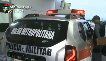 Após assalto, dupla cai de moto e um suspeito é linchado em São Luís