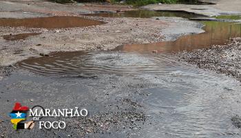 Esgoto inadequado em mais da metade dos domicílios do Maranhão