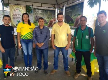 Senar fortalece atividades da Agrofeira de Bacabal com capacitação de produtores rurais
