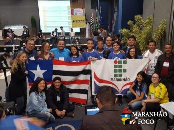 Alunos do IFMA levam seis troféus em Torneio Internacional de Robôs
