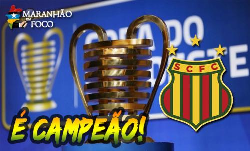 Sampaio segura pressão do Bahia e é campeão!